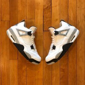 Other - Nike said Jordan 4 White Cement